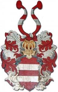 Våbenskjoldet for von Arnim-slægten.