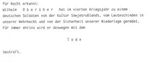 Professor Oberüber havde påstået at Sovjetunionen havde kultur!
