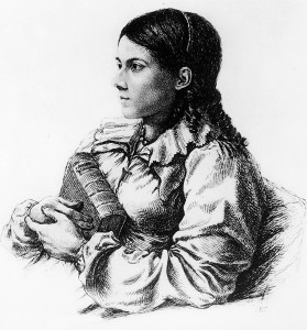 Bettina von Arnim (1785-1859) - digter og ven med nogle af Tyskland største kunstnere.