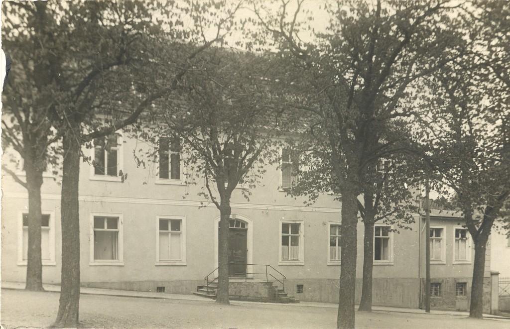 Jeg har desværre intet billede af Henning von Nordeck, så vi nå nøjes med et billede af hans hus.