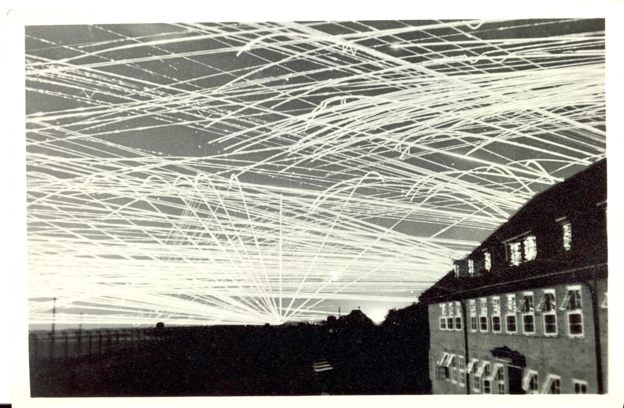 Bange bombenætter i mormors by